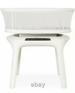 4moms Mamaroo Sleep Bassinet Calms and Soothes White