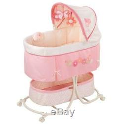 Bassinet Baby Sleep Girls Canopy Born Bed Furniture Infant Soothe Portable Summe