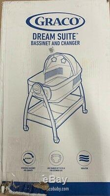 Graco Baby Infant Dream Suite Reversible Bassinet and Changer 0-3 Months
