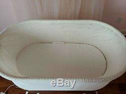 Happiest Baby Snoo Smart Sleeper Bassinet with Accessories with free pickup