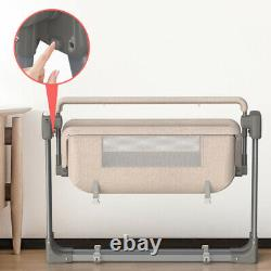 Luckman Baby bed 008 electric cradle bed baby portable small shaker movable fold