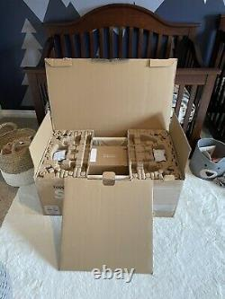 Pristine Happiest Baby SNOO Smart Sleeper Bassinet With Extras! Used One Baby