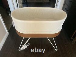 SNOO Smart Sleeper Bassinet by Happiest Baby with Accessories