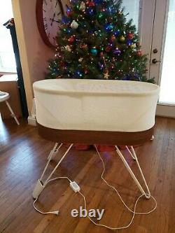 SNOO Smart Sleeper Bassinet by Happiest Baby with MANY EXTRAS & ORIGINAL BOX