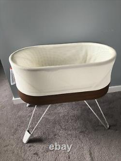 Snoo Smart Sleeper Bassinet by Happiest Baby Mint Condition with Extras